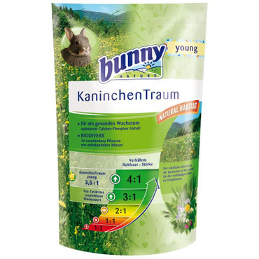 1x Bunny KaninchenTraum young 4 kg – Bild 1