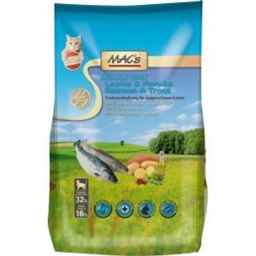 MACs Cat Adult Lachs & Forelle 300g