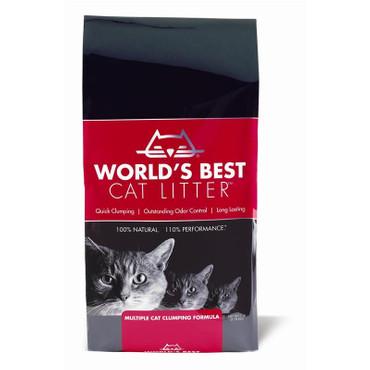 Worlds Best Cat litter ROT multiple cat 3,18 kg