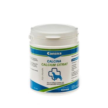Canina Pharma Calcina Calcium Citrat 400g