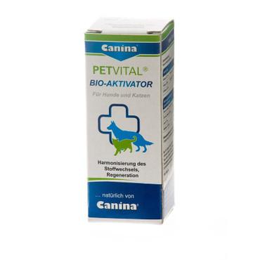 Canina Pharma PETVITAL Bio-Aktivator 20 ml