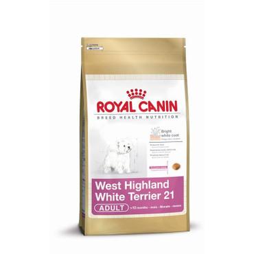 Royal Canin West Highland Terrier Adult 500g
