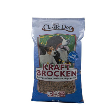 Classic Dog Kraftbrocken 15kg