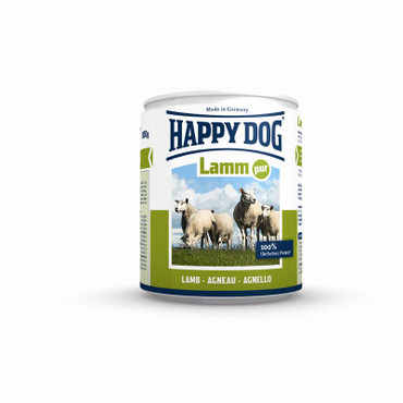 12x Happy Dog Dose Lamm Pur 200g – Bild 4