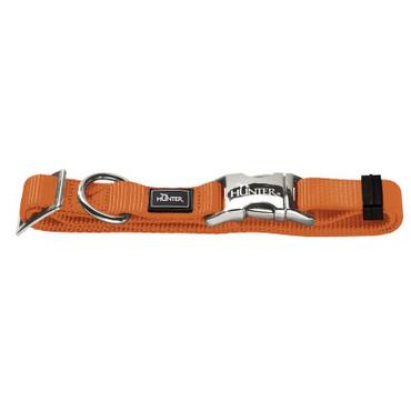 Hunter Halsung Vario-Basic ALU-Strong L   orange  45 - 65 cm / 25 mm