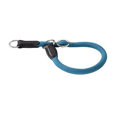 Hunter Dressurhalsung Freestyle 50 cm / 10 mm petrol