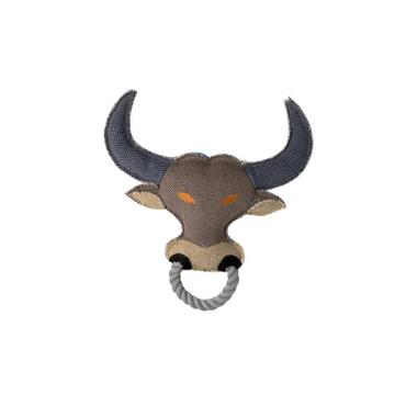 Hunter Hundespielzeug Canvas Ring Ox