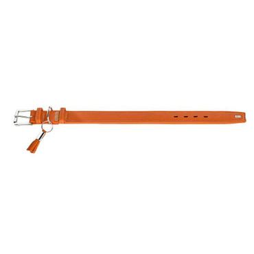Hunter Halsband Cannes 65 orange 49 - 57 cm /35 mm