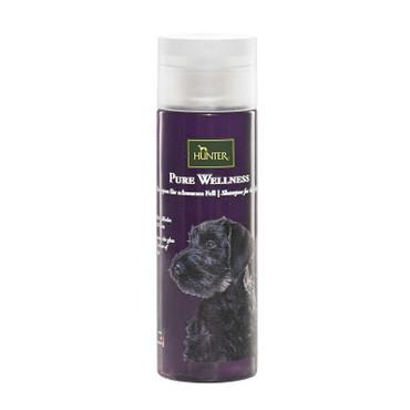 Hunter Shampoo für schwarzes Fell 200 ml