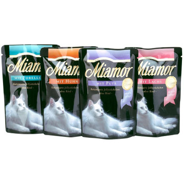 Miamor FB Ragout Royale in Jelly Thunfisch 100 g VE 22x