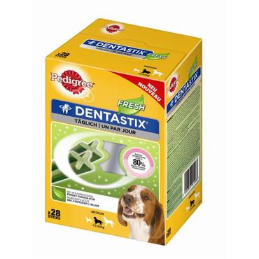 Pedigree Denta Stix Fresh Multipack junge & kleine Hunde 4x7Stück VE 4x