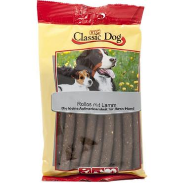 Classic Dog Snack Rollos Lamm 20er VE 14x