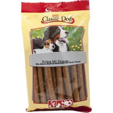 Classic Dog Snack Rollos Strauß 20er VE 14x