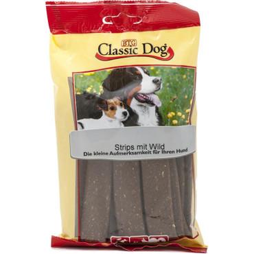 Classic Dog Snack Strips mit Wild 20er VE 14x