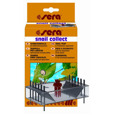 1x Sera snail collect – Bild 1