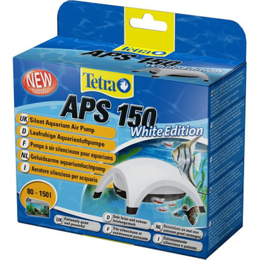 1x Tetra APS 150 Edition White – Bild 1