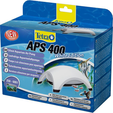 1x Tetra APS 400 Edition White – Bild 1