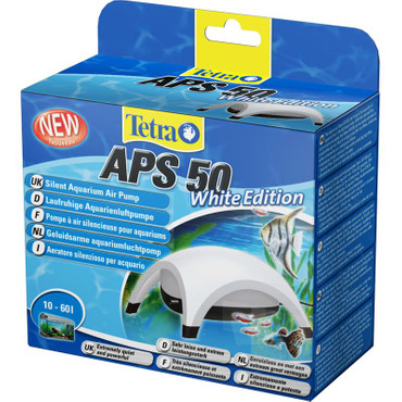 1x Tetra APS 50 Edition White – Bild 2