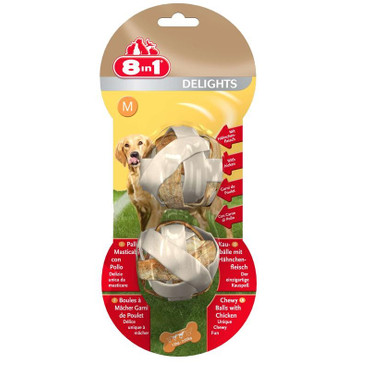 1x 8in1 Delights Balls M – Bild 1