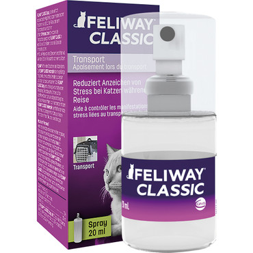 Feliway® 20ml Transport Spray / Pumpspray