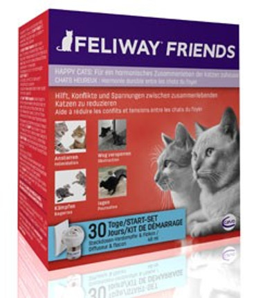 FELIWAY® FRIENDS Happy Cats Start-Set – Bild 2
