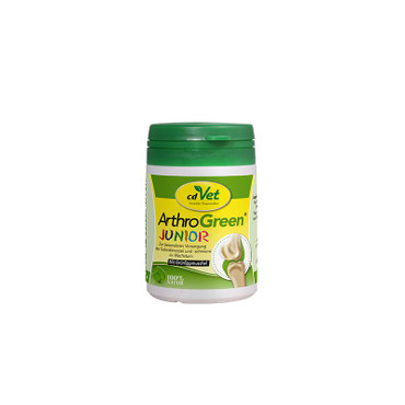 1x cdVet ArthroGreen Junior 25 g – Bild 9