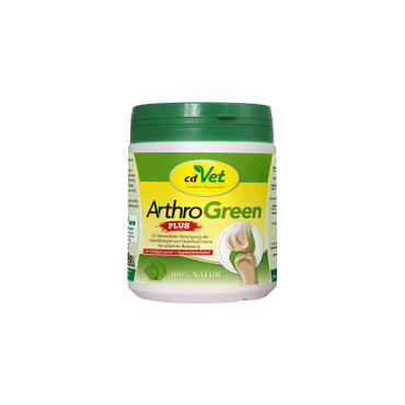 1x cdVet Dog ArthroGreen plus 330 g  – Bild 8