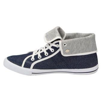 City Walk Sneaker Sommer Jungen Sneaker Halbschuh Canvas Jeans Frühling Sport Schule Freizeit Damen Schuh – Bild 3