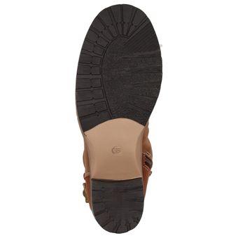 Jane Klain 263043-366 Damen Winter-Stiefelette Warmfutter Schuhe Mocca Braun – Bild 7