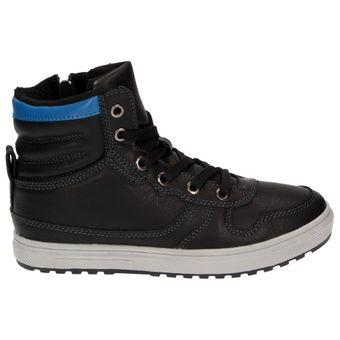 RUSHOUR Shoes 1818102 Jungen Winter Sneaker Schuhe Warmfutter Schwarz – Bild 2