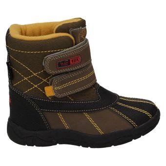 Slamtex 367 051 Unisex Kinder Winterstiefel Boots Schneestiefel Klettverschluss Freizeit – Bild 2