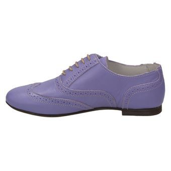 Aces of London CAL 3236, Damen Ballerinas, Violett (Violet) – Bild 4