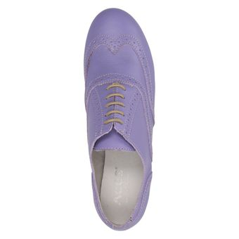 Aces of London CAL 3236, Damen Ballerinas, Violett (Violet) – Bild 5