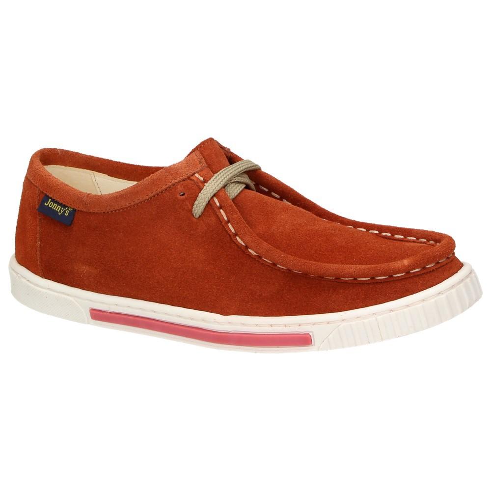 9a8d07c512ed8f Jonny s kids Signe Unisex Kinder Schuhe Mädchen Jungen Sneaker Schnürer  Halbschuhe Leder 001