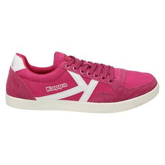 Kappa KOREA LOW Damen Schuhe Mädchen Sneaker Schnürer Halbschuhe Freizeit Pink – Bild 2