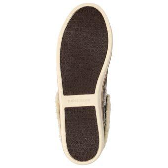 Björn Borg Footwear LLOYD MID FLD Damen Schuhe High-Top Fashion Sneaker Leder Schnürer – Bild 6