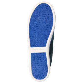 Björn Borg Damen Schuhe High-Top Sneaker Freizeit Turnschuhe Mally Mid NYL Klett Blau – Bild 6