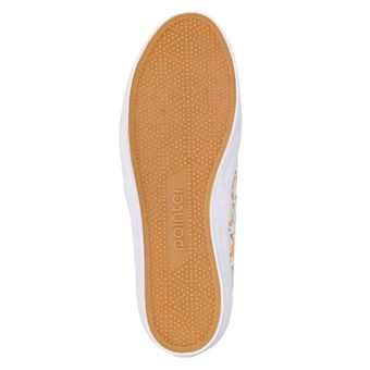 Pointer W'A.F.D I011620 Damen Schuhe Schnürhalbschuhe Sneaker Halbschuhe Schnürer Canvas – Bild 6