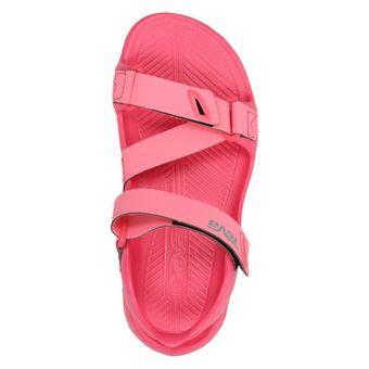 Teva Barracuda 8965 Kinder Schuhe Mädchen Sandalen Wasserschuhe Wassersandale Klettverschluss Pink – Bild 5