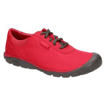 Keen Kanga Lace Damen Schuhe Leder Sneaker Freizeit – Bild 8
