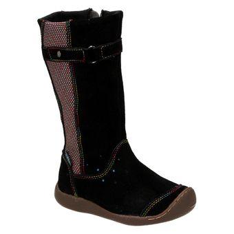 Keen Punky High Boot Mädchen Schuh Stiefel Freizeit Outdoor schwarz 001