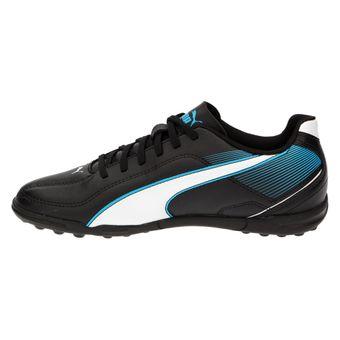 Puma Esquadra TT Jr. Jungen Outdoor Fußball Sport Schuhe Sneaker Freizeit schwarz – Bild 4