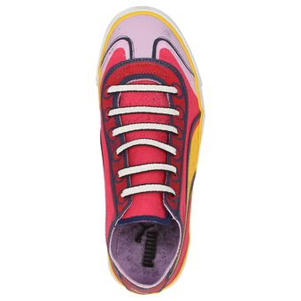 Puma 917 Lo Factory WN'S Damen Schuh Sneaker Schnürschuh Pink bunt – Bild 5