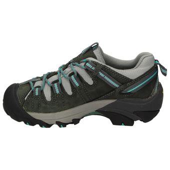 Keen Targhee II Damen Schuh Trekkingschuh Outdoor Wanderschuh Hiking Freizeit Leder – Bild 16