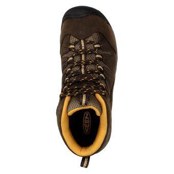 Keen Bryce Mid WP Damen Schuh Boots Trekking Outdoor Freizeit – Bild 6