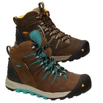 Keen Bryce Mid WP Damen Schuh Boots Trekking Outdoor Freizeit 001