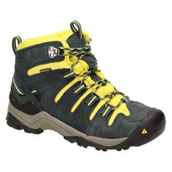 Keen Gypsum Mid Damen Schuhe Wanderstiefel Trekkingschuhe Hiking Boots – Bild 8