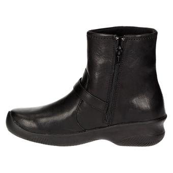 Keen Bern Ankle Damen Schuh Ankle Boots Stiefelette Booty Winter Leder – Bild 4