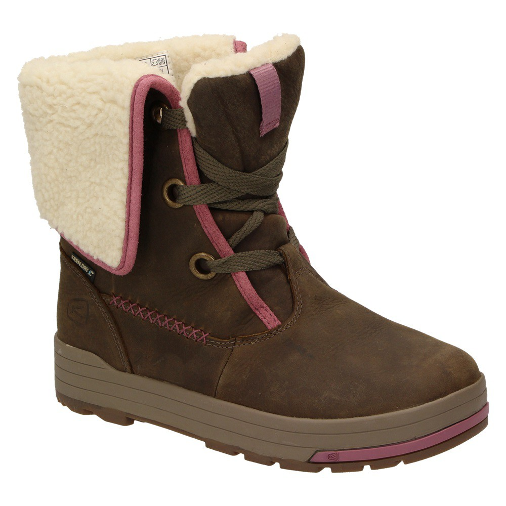keen snowmass low boots women damen schuhe winter boots. Black Bedroom Furniture Sets. Home Design Ideas