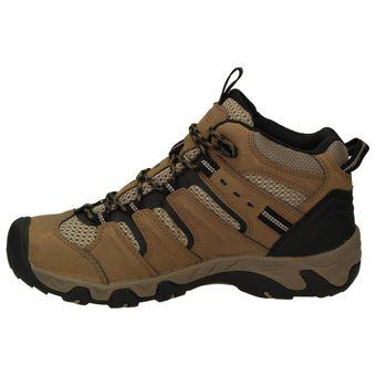 Keen Koven Mid WP Herren Hiking Schuhe Outdoor Trekking Boots Wanderstiefel Leder – Bild 4